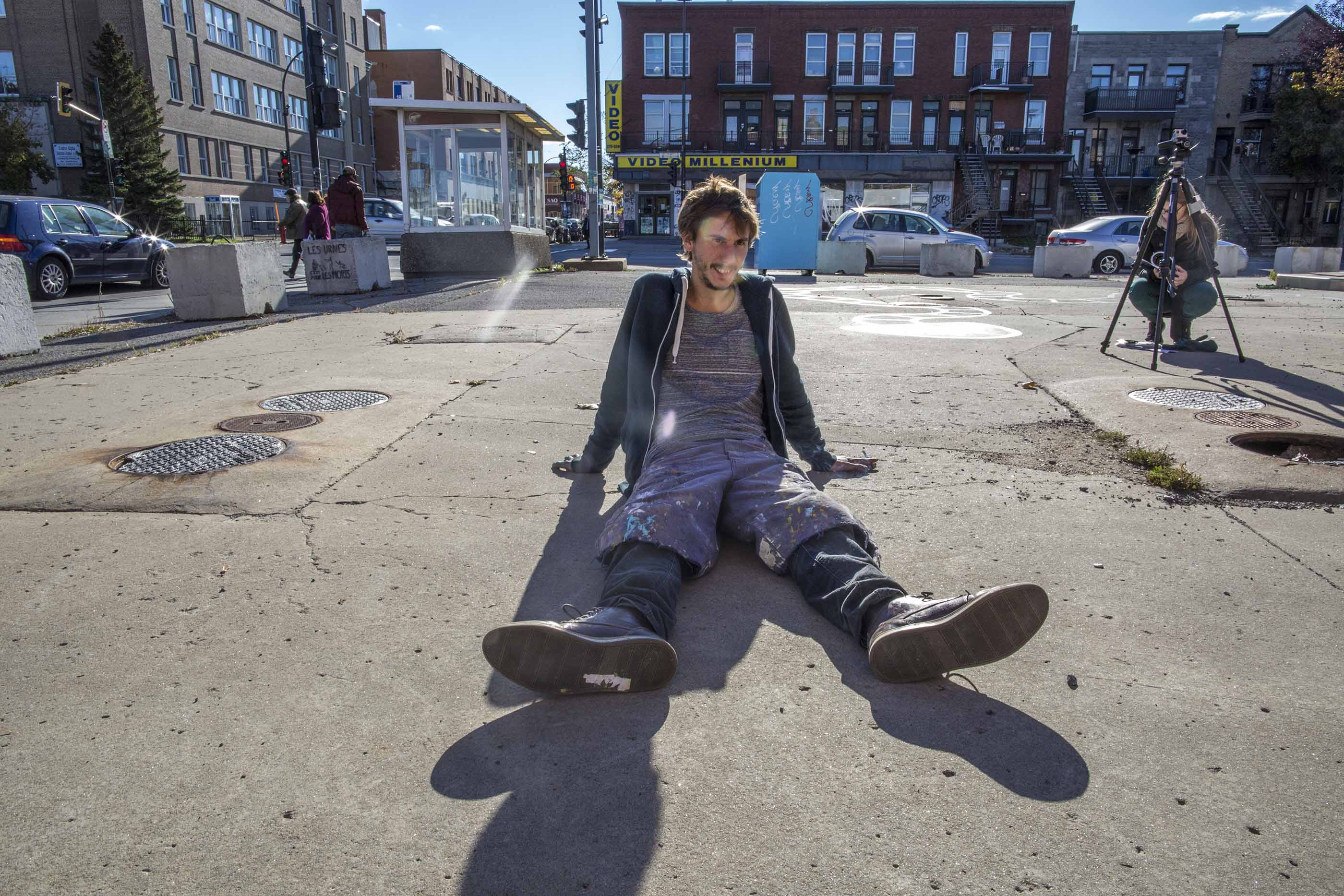 STREET ART MONTREAL MURALES PHOTOREPORT MICHAEL MONNIER