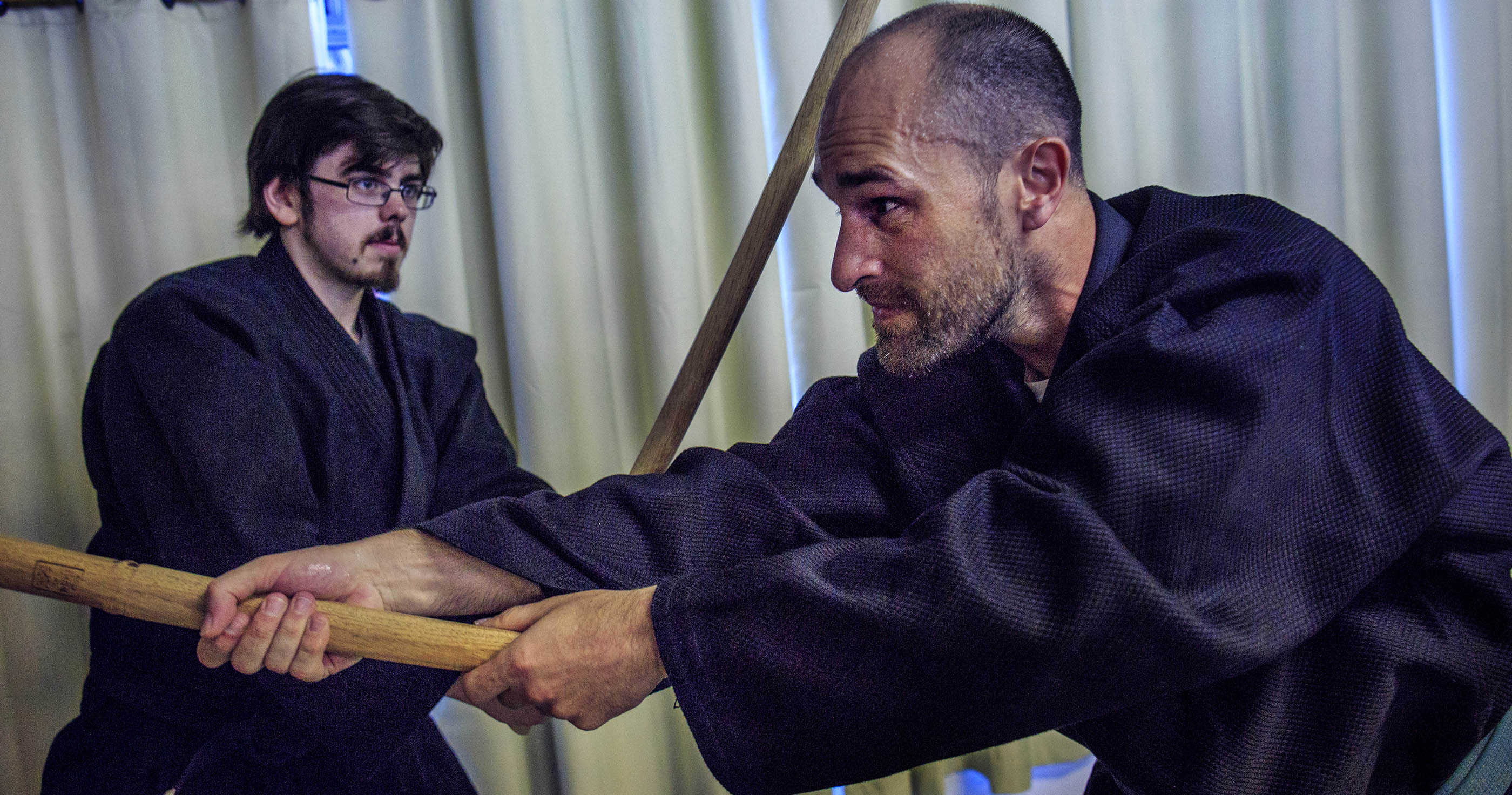 NINJA REAL MONTREAL NINJUTSU FOREST DOJO FIGHT JAPAN Photoreport MICHAEL MONNIER